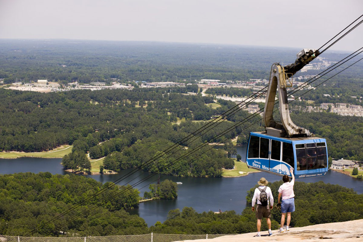 Nov 28,  · Stone Mountain Park is a vast, scenic park with activities, golf, lodging & a cable car ride to a historic, carved peak. Stone Mountain Park is Georgia's most popular attraction and features a wide variety of family activities.4/4().