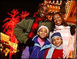 Bring family and take home some Christmas memories