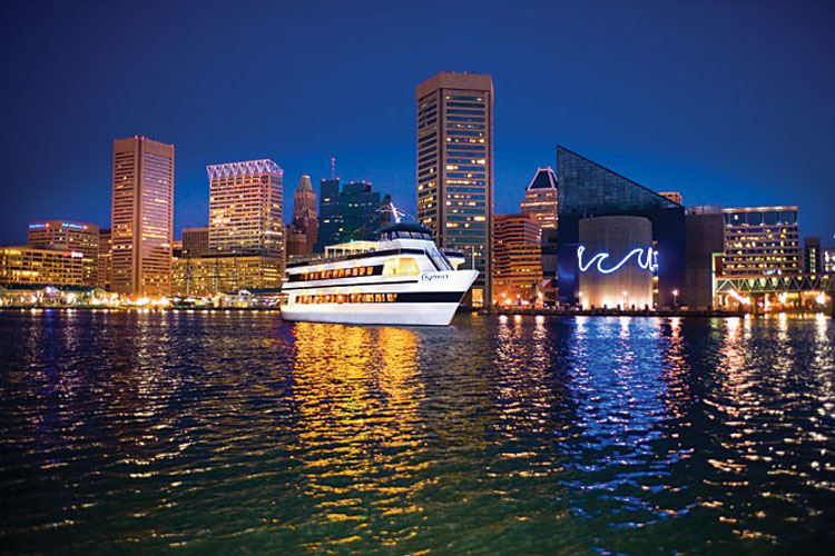 Spirit of Baltimore Midweek Dinner Cruise