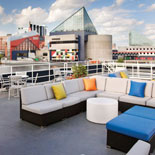 Spirit of Baltimore Lounge Deck