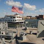 Cruise Along Boston's Inner and Outer Harbor and See Historic Landmarks