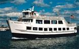 Boston Harbor Cruise Sightseeing Vessel