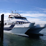 Boston's first, fastest and most luxurious Fast Ferry!