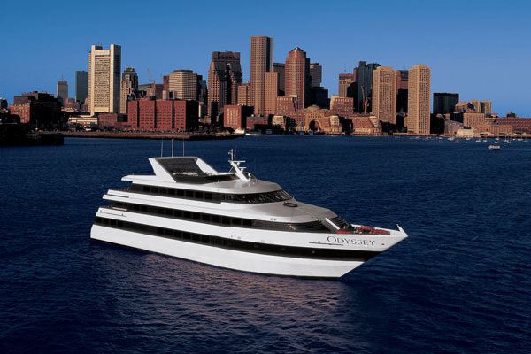 Climb aboard the Boston Odyssey