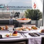 Three-course dinner of distinctive cuisine