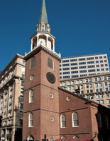 Visit the the authentic National Historic Landmark where the Boston Tea Party began in 1773! (Image courtesy of FayFoto)