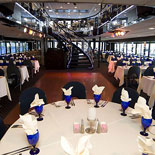 Dining Aboard the Sprit of Boston