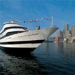Spirit of Boston Weekend Lunch Cruise