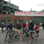 Bike To Historic Fenway Park