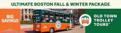 Boston Old Town Trolley Tours-Winter Promo