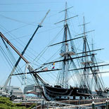 See the U.S.S. Constitution