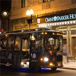 See the darker side of Boston on the Trolley of the Doomed