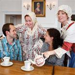 Visit Abigail's Tea Room