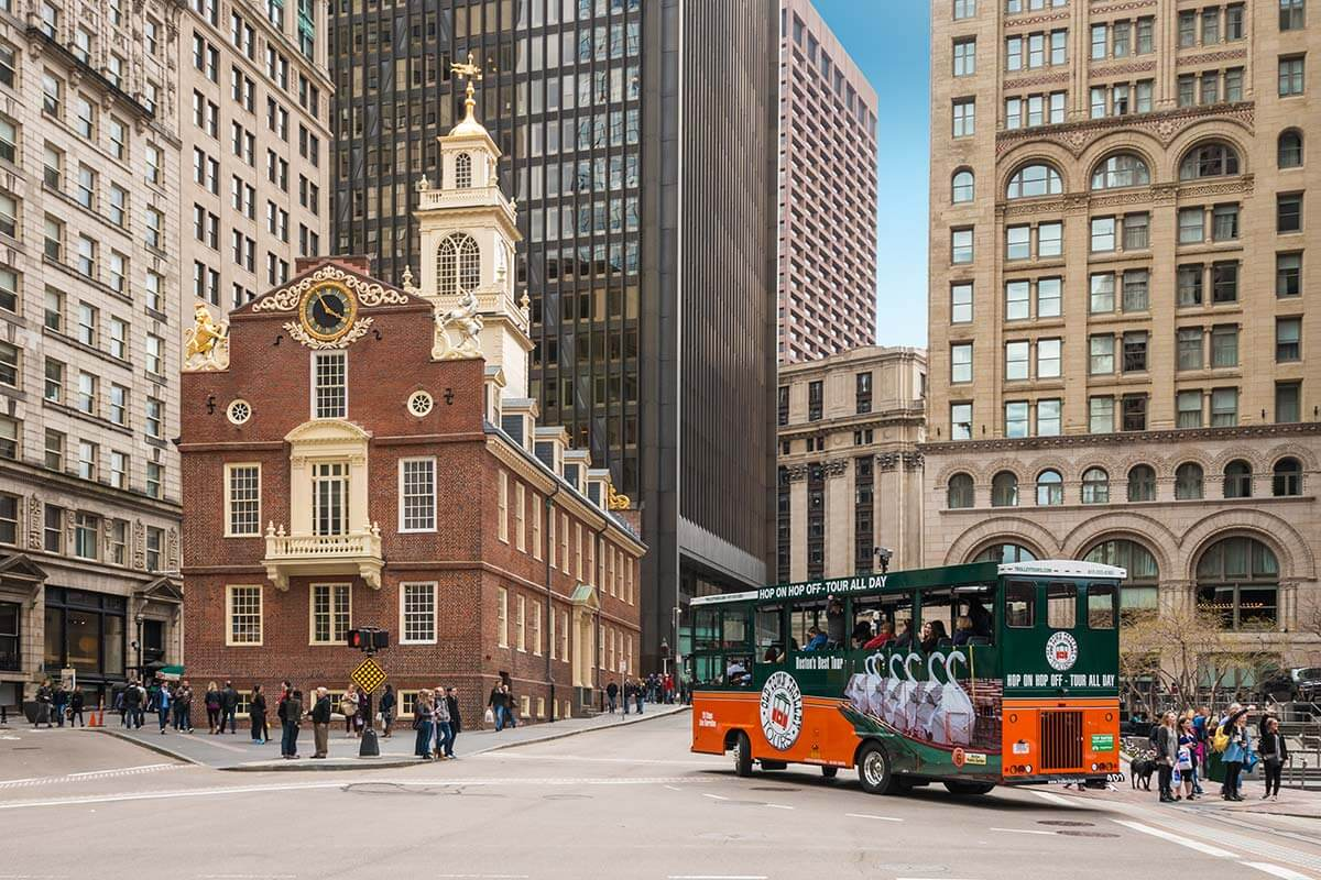 Image Result For Boston Trolley Map