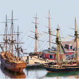 Boston Tea Party Ships