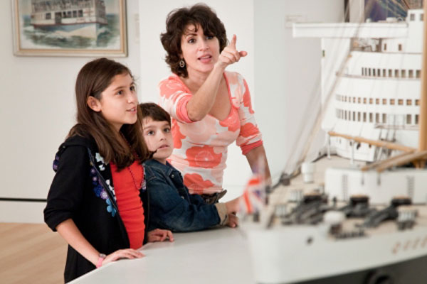 One of the nation's 10 best art museums for kid