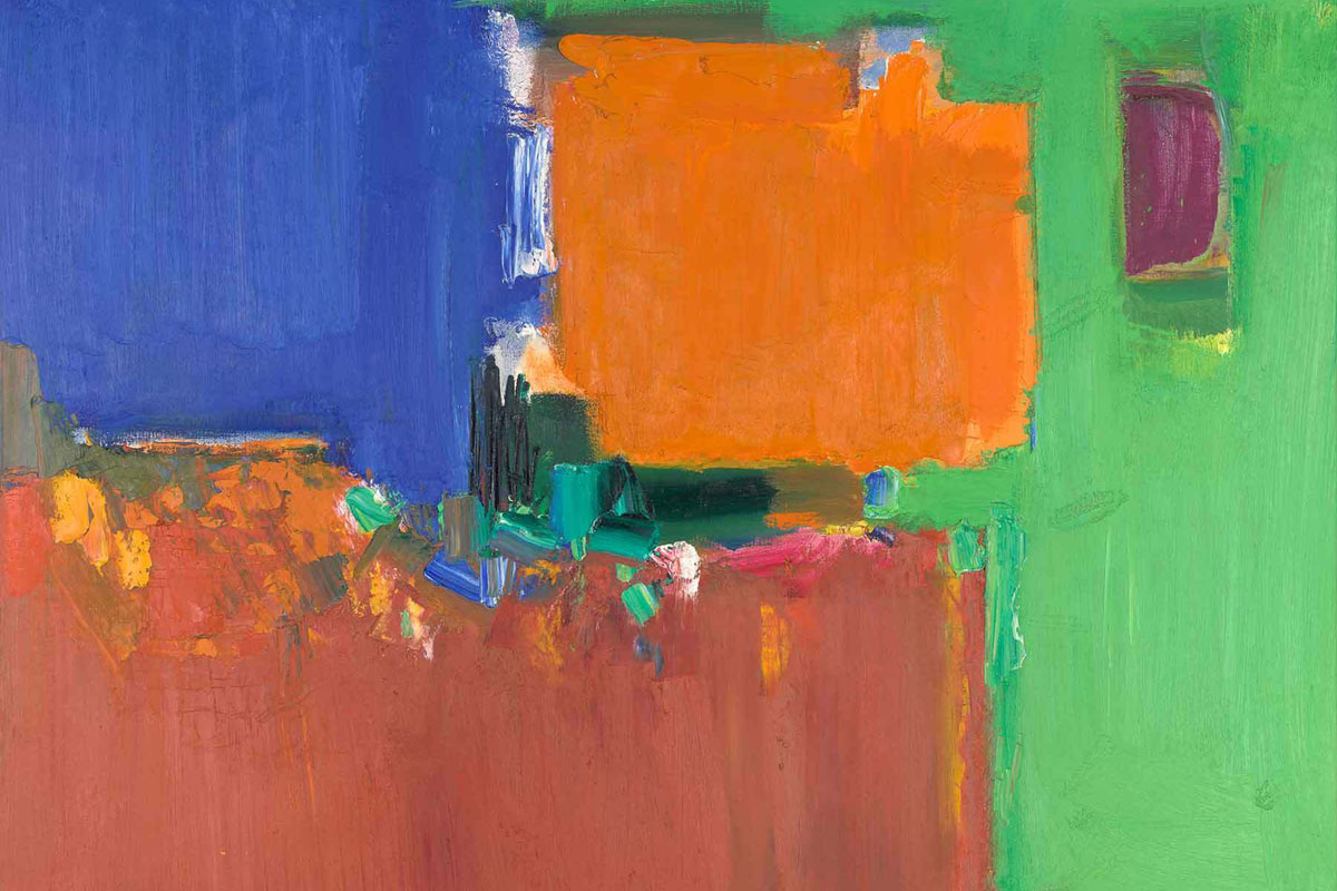 Hans Hofmann The Nature of Abstraction