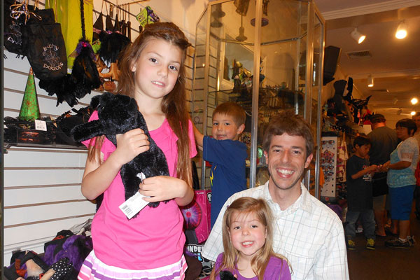 Bring the family to The Salem Witch Museum