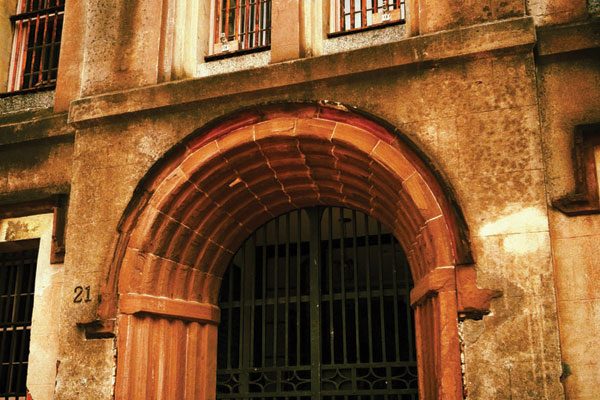 The Haunted Jail Tour