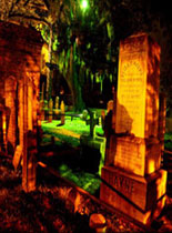Charleston Ghost Graveyard