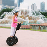Segway Night Tour of Chicago, Enjoy the City Tour