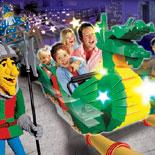 LEGO Dragon Ride