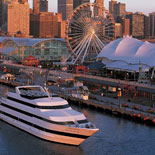 Chicago Odyssey Weekday Dinner Cruise, Odyssey at Navy Pier