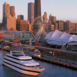 Welcome to the Odyssey, Chicago Odyssey Weekend Champagne Brunch Cruise