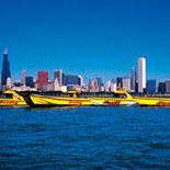 The SeaDog Boats on the Lake