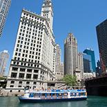 Shoreline Architecture River Cruise