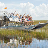 Feel the excitement and learn the history of Florida's most remarkable treasure--the Everglades
