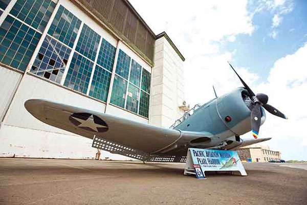 Pacific Aviation Museum and Pearl Harbor Tour