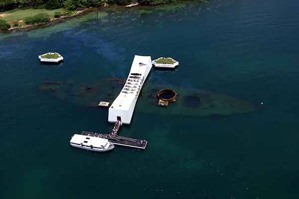 Learn the history of Pearl Harbor