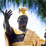 The Statue of King Kamehameha