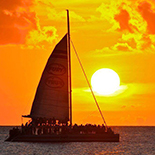 Sail Into the Famous Key West Sunset Aboard the Fury Catamaran