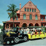The Conch Tour Train is one of Florida's most popular attractions