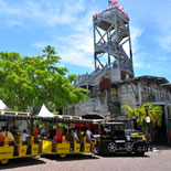 The World Famous Conch Tour Train