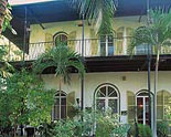 Step Off The Conch Tour Train At Ernest Hemingway's House