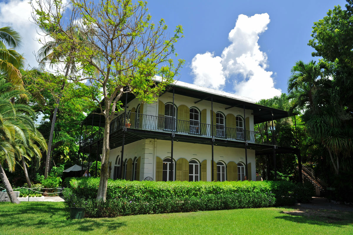 Hemingway House and Museum