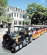Enjoy Key West on the Conch Tour Train