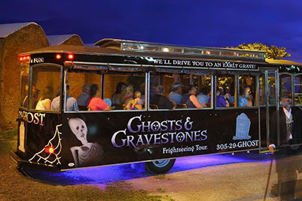 Ghosts and Gravestones Tour of Key West