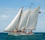 Raise the sail and take the helm of the Adirondack III