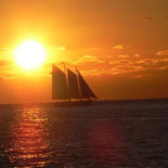 Champagne Sunset Sail Aboard America 2.0