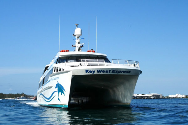 The Key West Express Catamaran