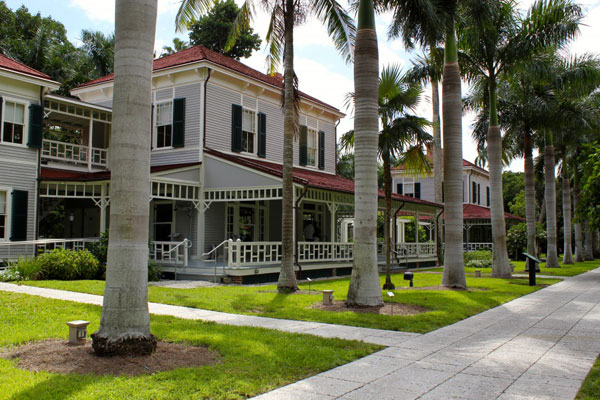 Edison and Ford Winter-Estates Ft Myers