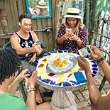 Eat your way around Key West
