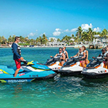 Jet Ski Tour Led By Experienced Guides