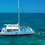 All Aboard the Fury Catamaran