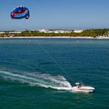 Smathers Beach Parasailing, Float Above the Tropical Waters