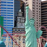 The Roller Coaster at NY, NY